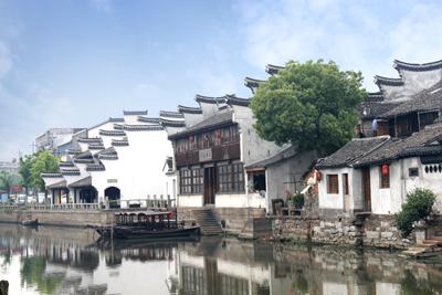 吴江市震泽镇宝塔街仿古建筑工程