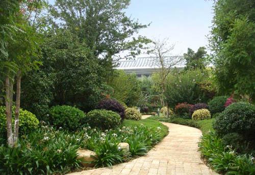 中国风景园林网 景观工程 杭州园林绿化