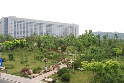 济南奥体中心 景观设计 施工图设计