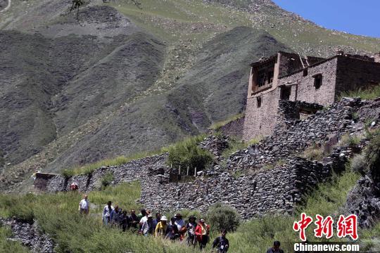 传统村落是中国乡村历史文化 活化石