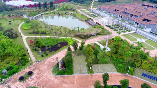 2017园冶杯专业奖参赛项目:闽南文化生态走廊景观绿化工程设计