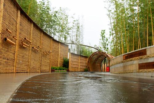 新世纪娱乐专业奖:郑州园博会焦作园施工项目