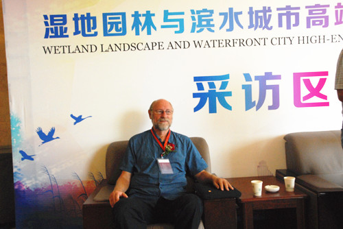 库克曼斯特专访:打造可持续管理的自然保护区生态系统