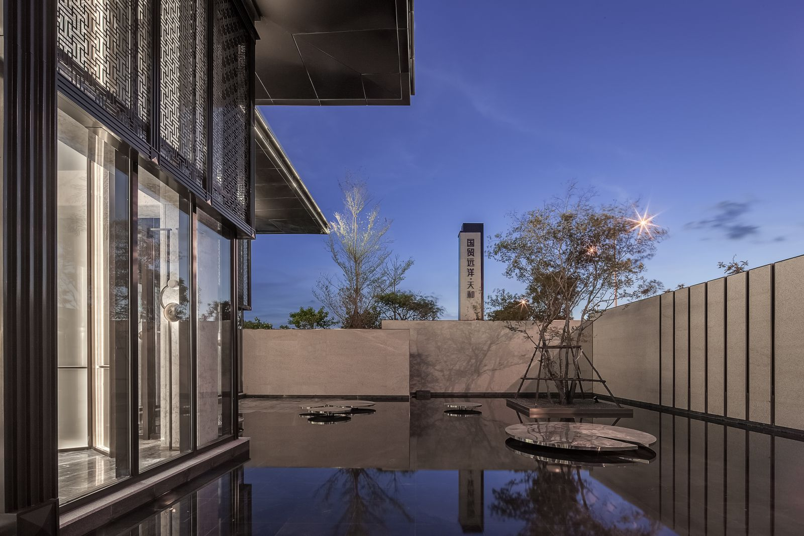 厦门东悦地产有限公司     设计单位:北京远洋景观规划设计院有限公司
