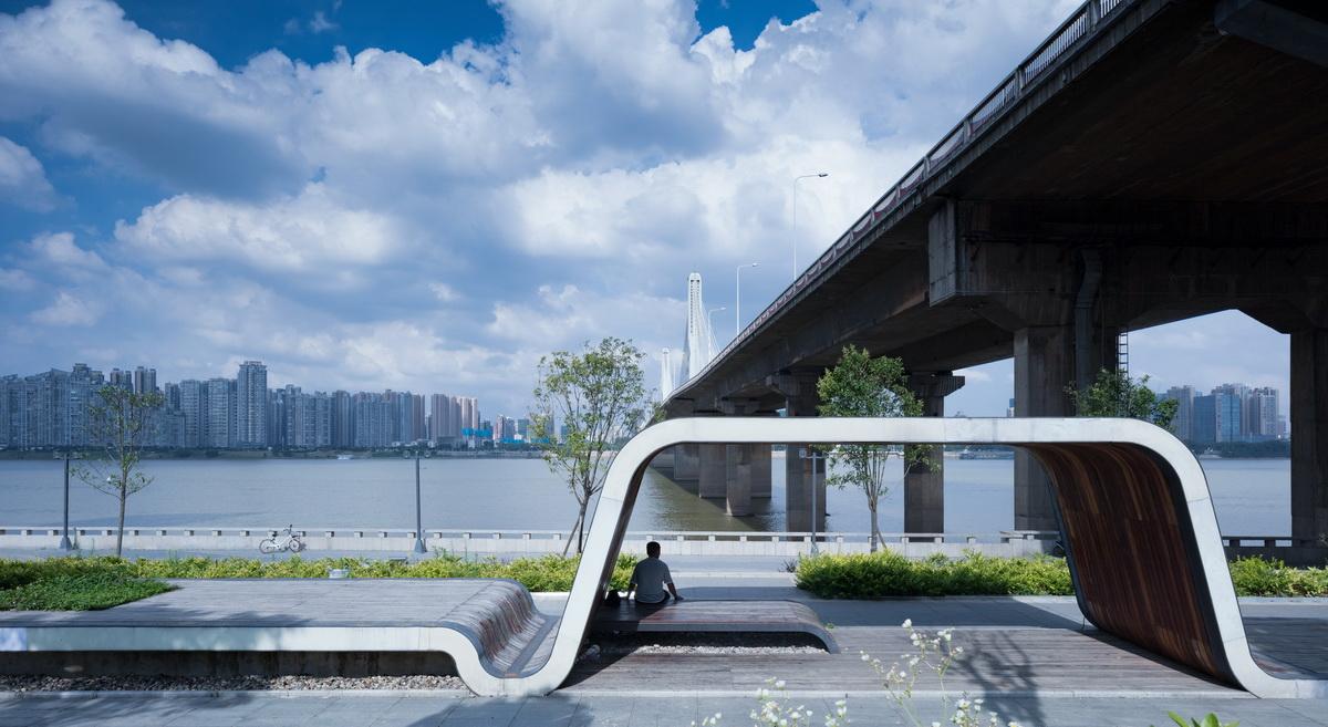 园冶杯专业奖:长沙湘江西岸商业旅游景观带