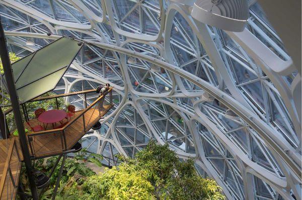 阿里北京总部鸟瞰图曝光 看那些设计感爆棚的科技公司总部